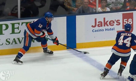 Isles Goal Stands After Bolts' Offside Challenge in Game 4