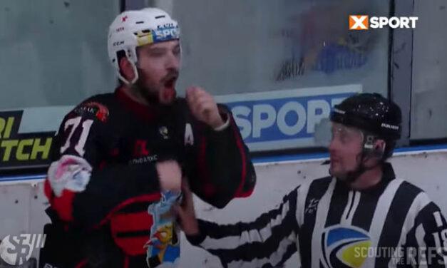 Ukraine's Deniskin Suspended 13 Games, Fined $1800 for Racist Taunt
