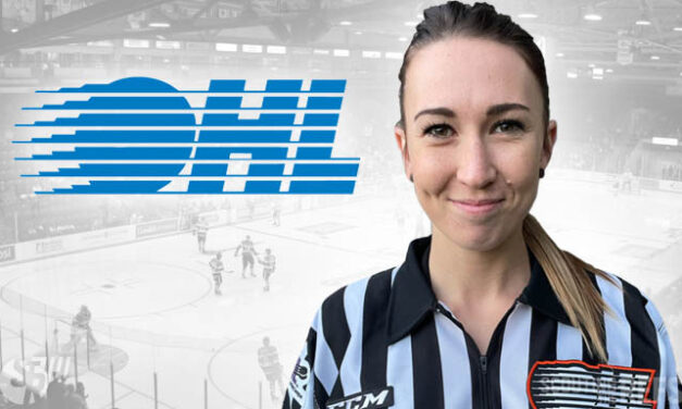 OHL's Kirsten Welsh to Become League's First Female Official